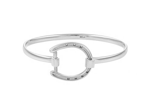 Horseshoe Bangle (Large)