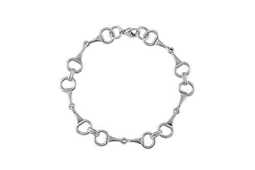 Snaffle Bit Bracelet - Small Bit