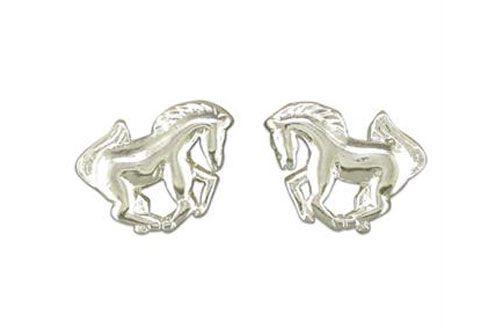 Galloping Horse Earrings